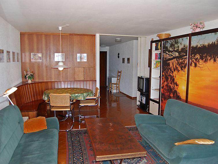Leilighet for opp til 5 personer med 2 rom på Derborence - Nendaz