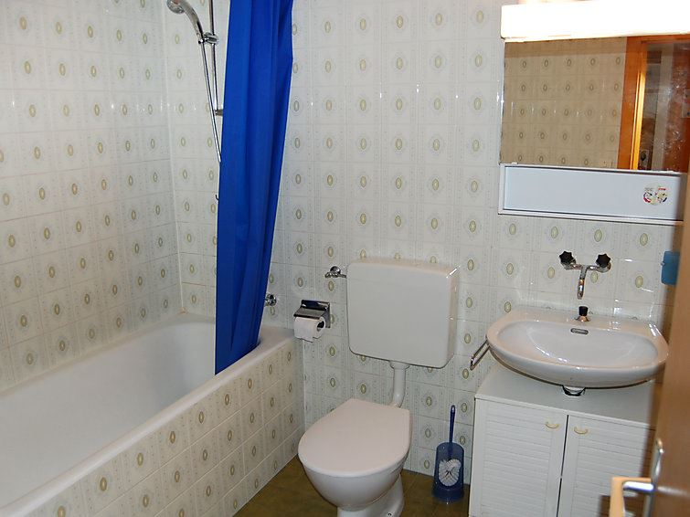 Lägenhet för upp till 5 personer med 2 rum på Haut de Cry - Nendaz
