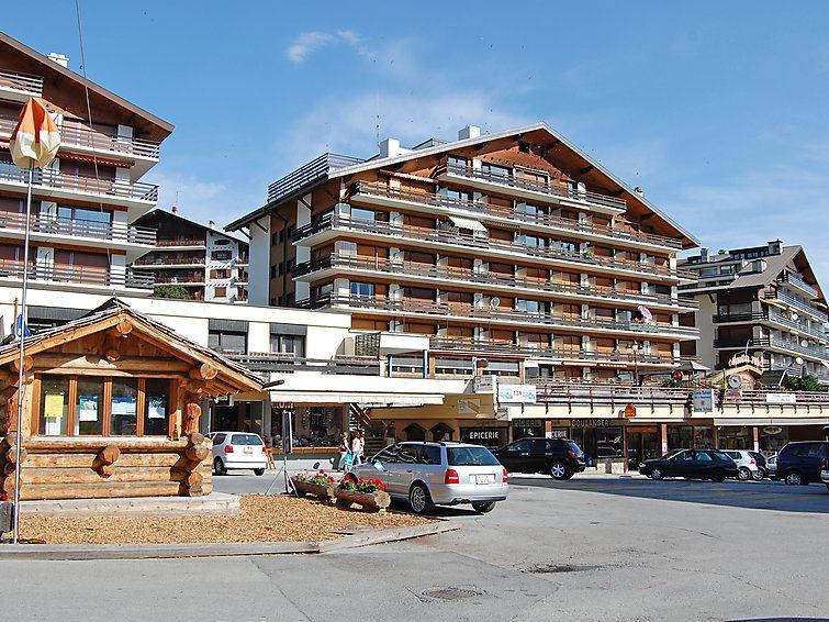Leilighet for opp til 9 personer med 4 rom på Les Bouleaux - Nendaz