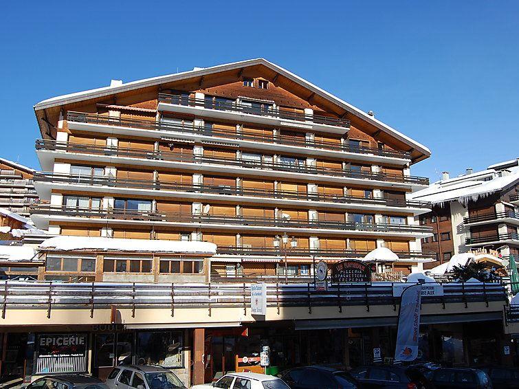 Lägenhet för upp till 2 personer med 1 rum på  Les Bouleaux - Nendaz