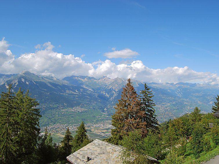 Semesterhus för upp till 6 personer med 4 rum på L'Ile de Suisse - Nendaz