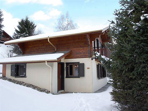 Semesterhus för upp till 6 personer med 4 rum på Hirondelle - Nendaz