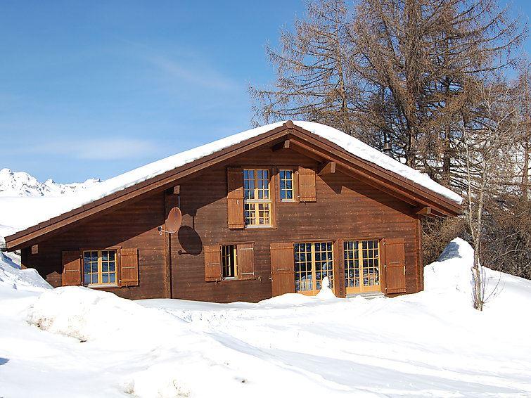 Semesterhus för upp till 8 personer med 5 rum på La Pierre Blanche - Nendaz