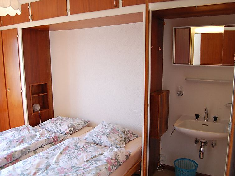 Leilighet for opp til 4 personer med 3 rom på Perce-Neige - Nendaz