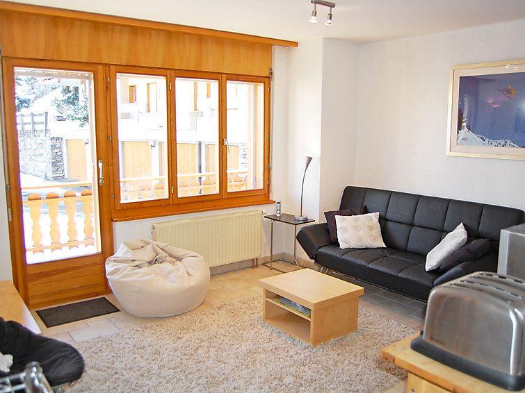 Lägenhet för upp till 2 personer med 2 rum på Ambassador I + II - Nendaz