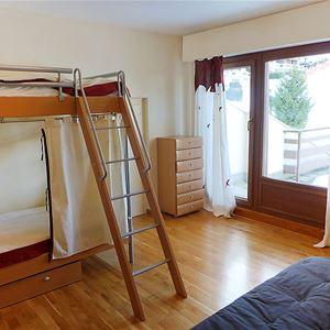 Lägenhet för upp till 6 personer med 4 rum på Olympic - Nendaz