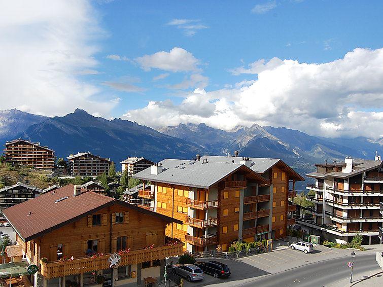 Lägenhet för 8 personer med 4 rum på Bel Alp - Nendaz