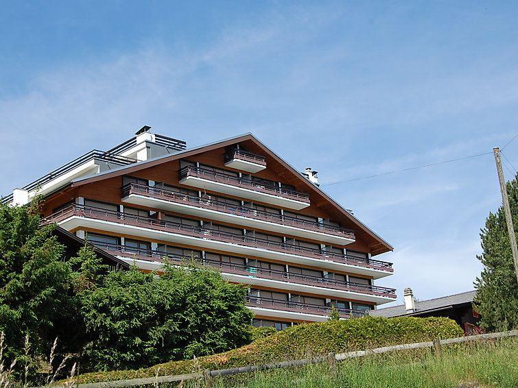 Leilighet for opp til 4 personer med 3 rom på Panoramic - Nendaz