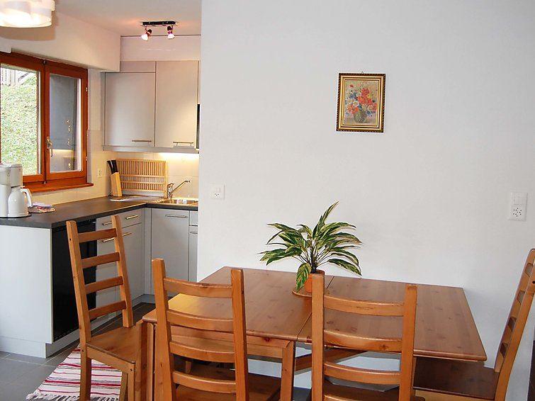 Lägenhet för upp till 2 personer med 1 rum på Zanfleuron - Nendaz