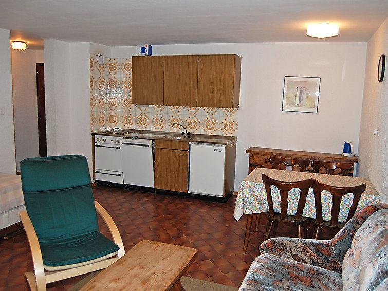 Lägenhet för upp till 4 personer med 2 rum på Quille du Diable - Nendaz