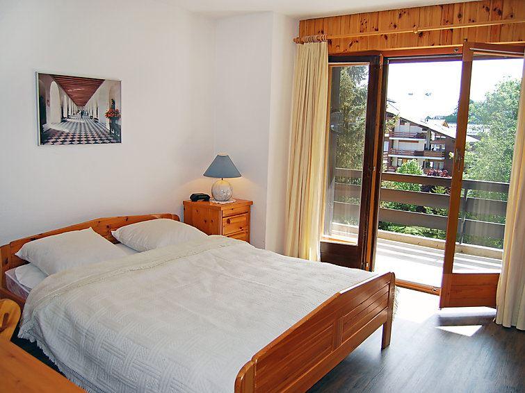Lägenhet för upp till 4 personer med 2 rum på Le Chaedoz - Nendaz