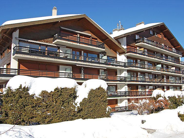 Lägenhet för upp till 2 personer med 1 rum på Les Muverans I + II - Nendaz
