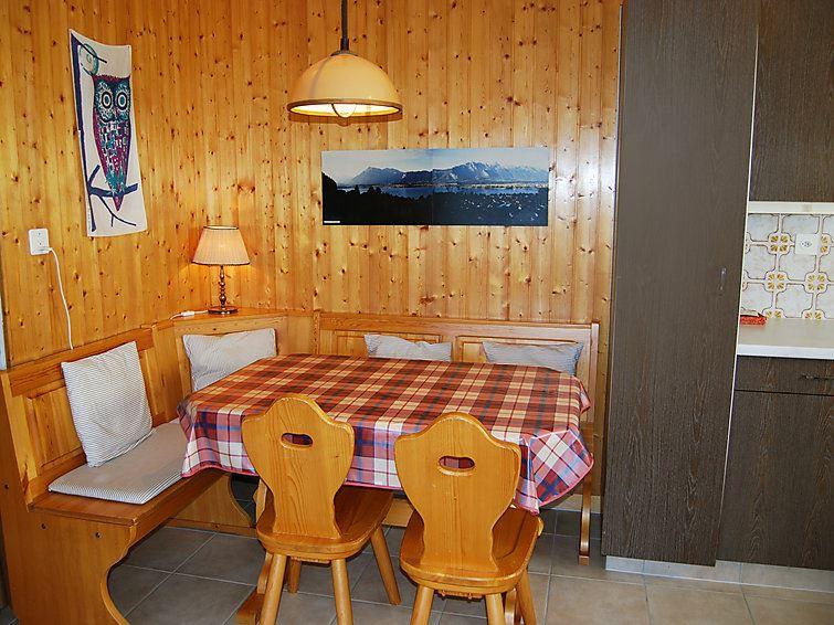 Lägenhet för upp till 4 personer med 2 rum på Les Muverans I + II - Nendaz
