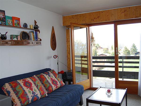 Lägenhet för upp till 4 personer med 1 rum på Les Muverans I + II - Nendaz