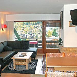Lägenhet för upp till 4 personer med 1 rum på Jolimont - Nendaz