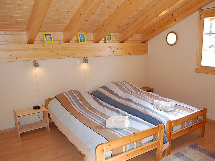 Leilighet for opp til 8 personer med 5 rom på Ecodyk - Nendaz
