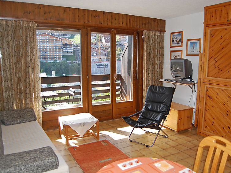 Lägenhet för upp till 2 personer med 1 rum på Les Terrasses du Soleil - Nendaz