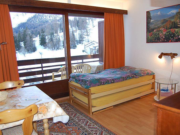 Lägenhet för upp till 2 personer med 1 rum på Rosablanche - Siviez-Nendaz