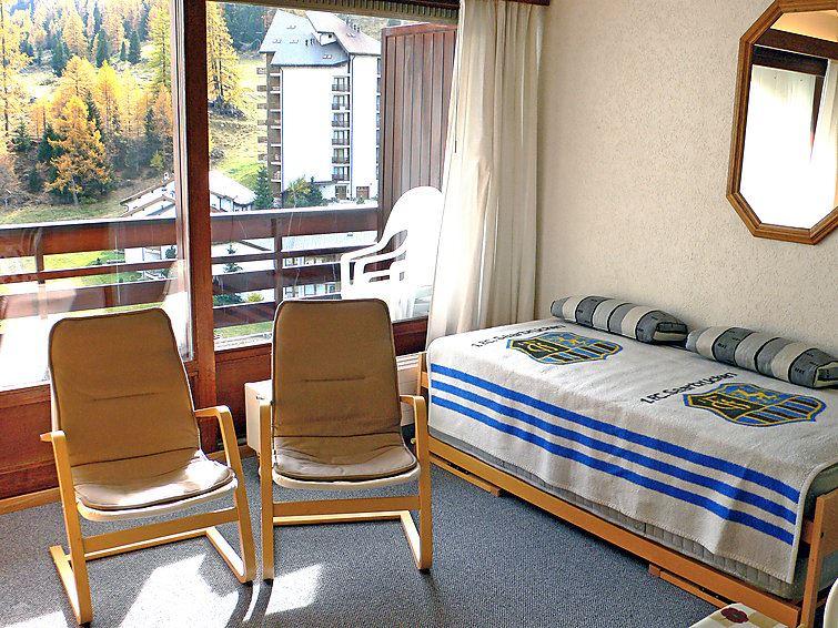 Leilighet for 2 personer med 1 rom på Rosablanche - Siviez-Nendaz