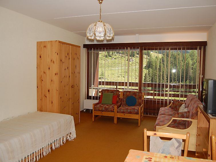 Leilighet for opp til 3 personer med 1 rom på Rosablanche - Siviez-Nendaz