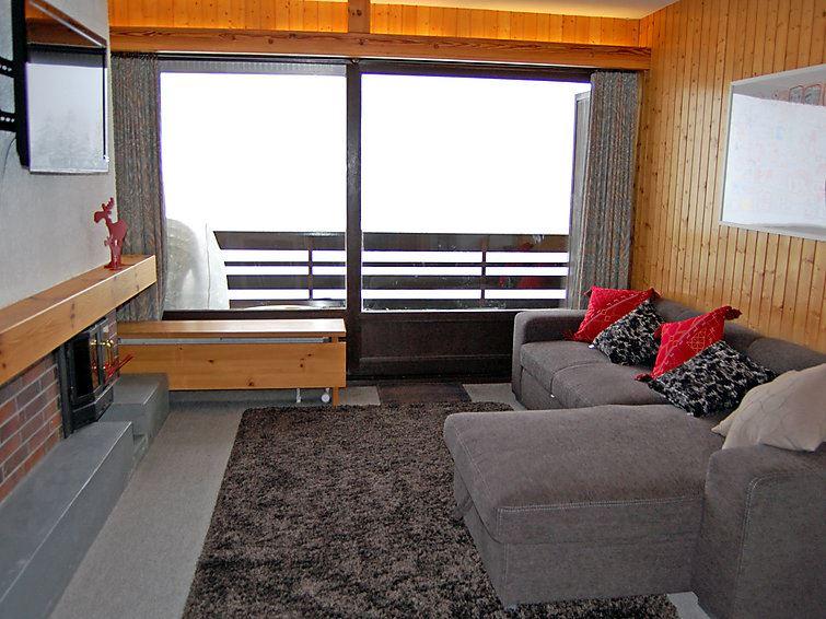 Leilighet for opp til 6 personer med 2 rom på Rosablanche - Siviez-Nendaz
