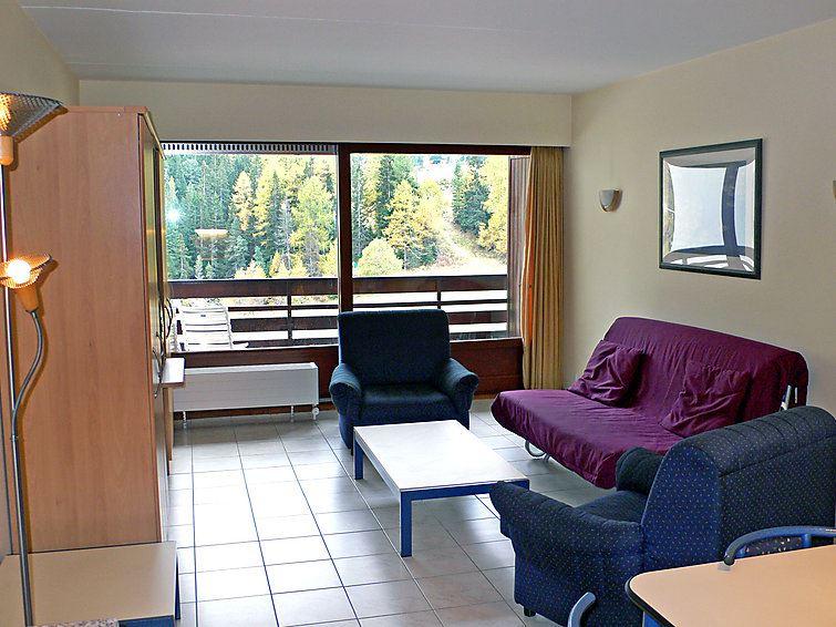 Leiligher for opp til 5 personer med 2 rom på Rosablanche - Siviez-Nendaz