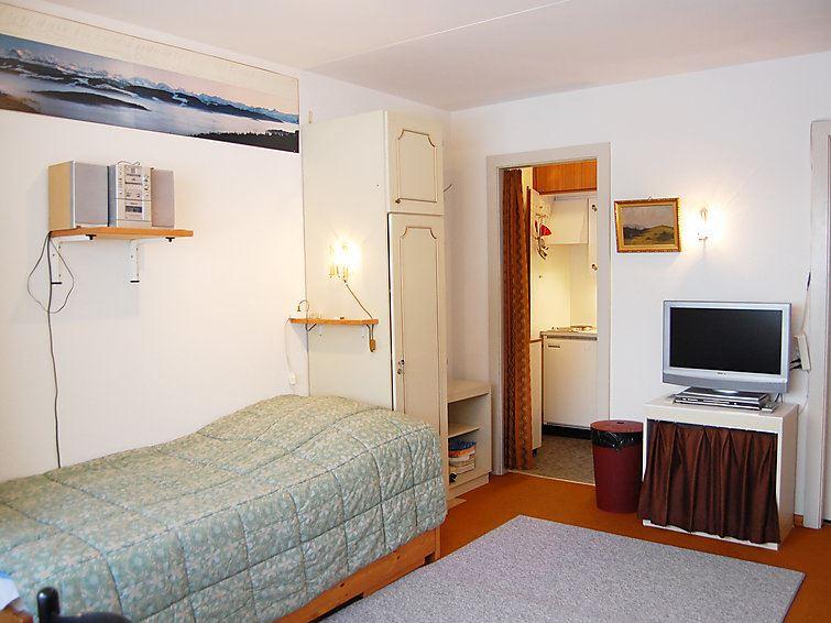 Leilighet for opp till 2 personer med 1 rom på Rosablanche - Siviez-Nendaz