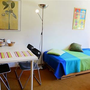 Lägenhet för upp till 3 personer med 1 rum på Rosablanche - Siviez-Nendaz