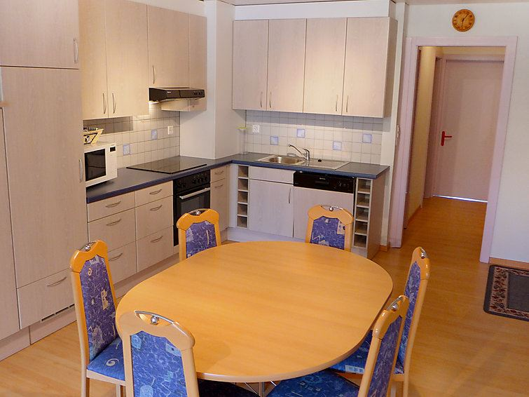 Leilighet for opp til 5 personer med 2 rom på Rosablanche - Siviez-Nendaz