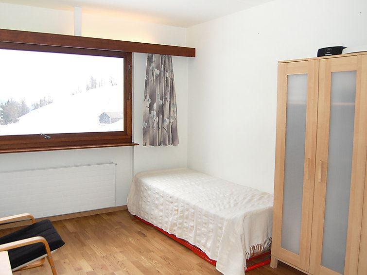 Leilighet for opp til 2 personer med 1 rom på Rosablanche - Siviez-Nendaz