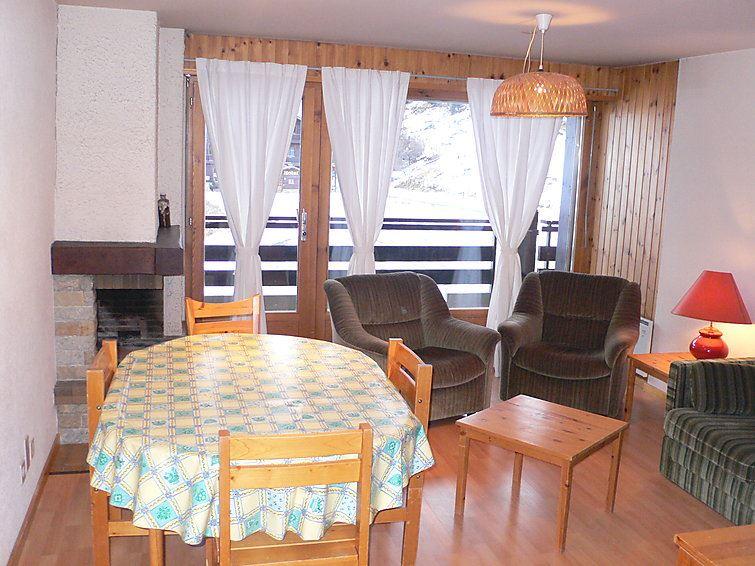 Leilighet for opp til 4 personer med 2 rom på Les Dents-Rousses - Siviez-Nendaz