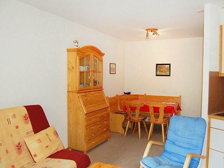 Leilighet for opp til 4 personer med 2 rom på Mont-Fort - Siviez-Nendaz