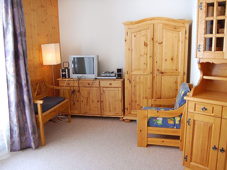 Lägenhet för upp till 4 personer med 1 rum på Mont-Fort - Siviez-Nendaz