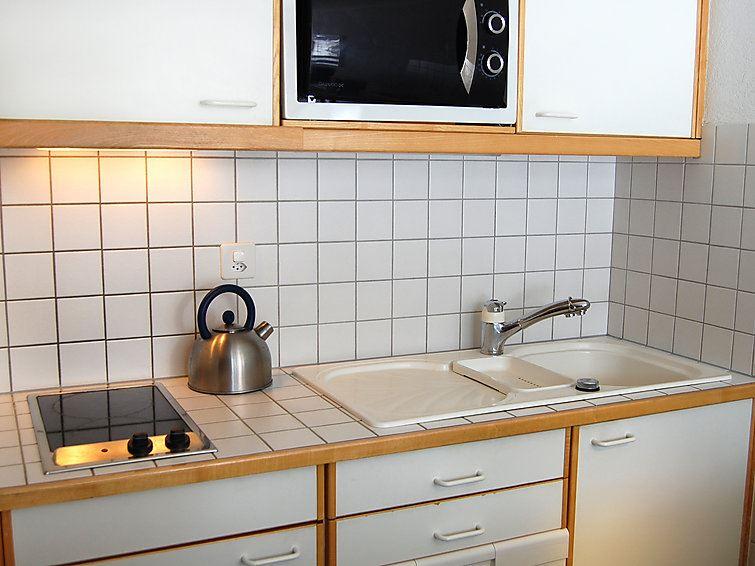 Lägenhet för upp till 2 personer med 1 rum på Mont-Fort - Siviez-Nendaz