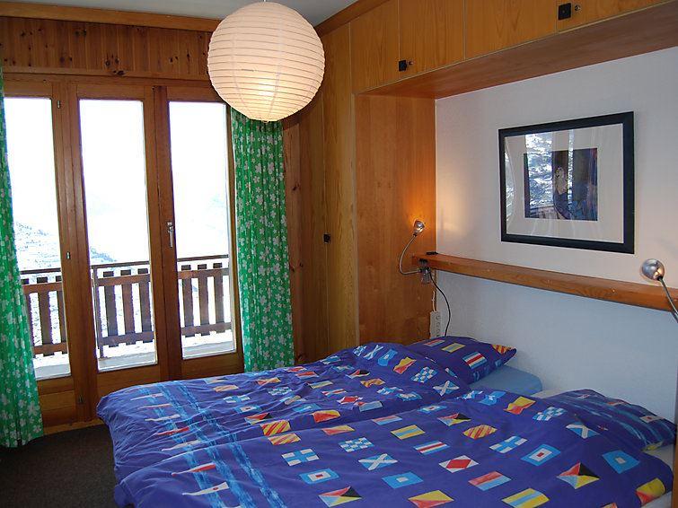 Leilighet for opp til 6 personer med 3 rom på Les Bouillets - Veysonnaz