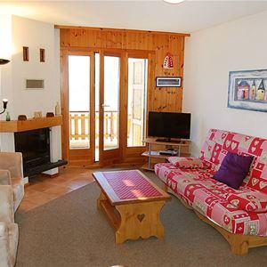 Lägenhet för upp till 6 personer med 4 rum på Les Crêtes 1 - Veysonnaz