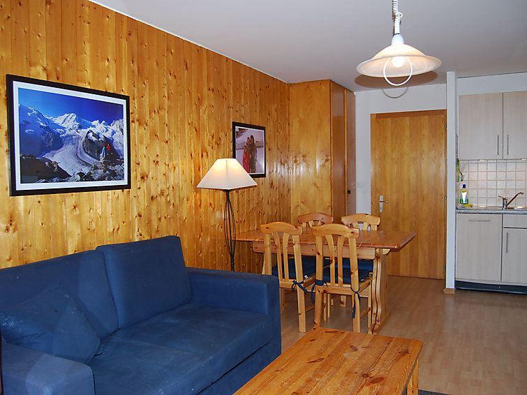 Leilighet for opp til 6 personer med 3 rom på Bellevue L - Veysonnaz