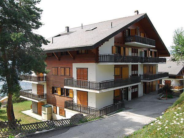 Lägenhet för upp till 4 personer med 2 rum på Beausoleil H - Veysonnaz