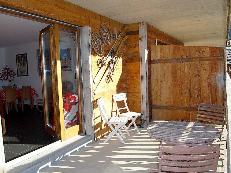 Leilighet for opp til 4 personer med 3 rom på Balcon du Soleil 3 - Veysonnaz