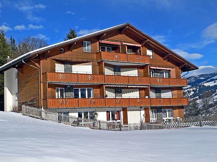 Lägenhet för upp till 5 personer med 4 rum på Andrea - Adelboden