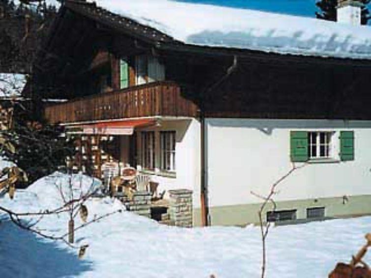 Lägenhet för upp till 2 personer med 2 rum på Yvonne - Gstaad