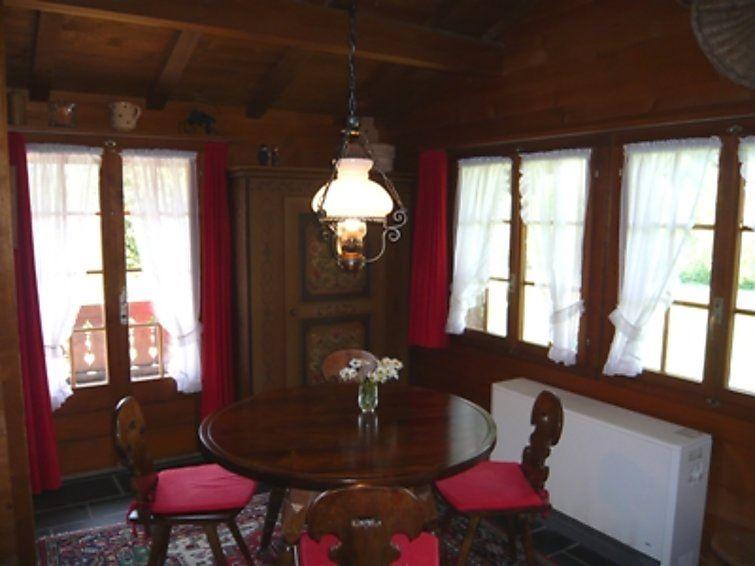 Lägenhet för upp till 4 personer med 3 rum på Arduus - Gstaad
