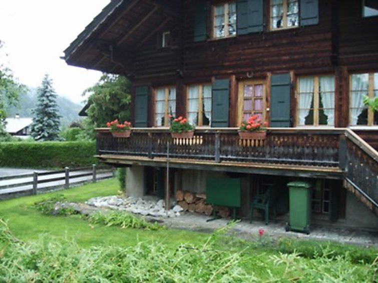Lena, Chalet - Gstaad