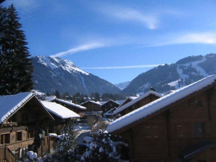 Leilighet for opp til 4 personer med 2 rom på Im Wiesengrund - Gstaad