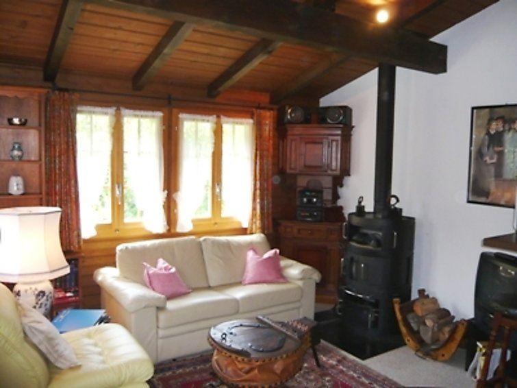 Lägenhet för upp till 2 personer mer 2 rum på Abnaki - Gstaad