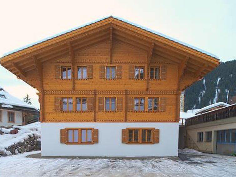 Lägenhet för upp till 2 personer med 1 rum på Mutthorn Lauenen - Lauenen b. Gstaad
