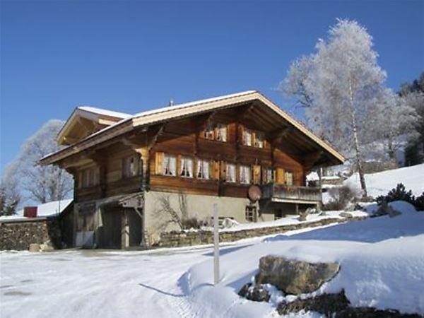 Am Bächli Feutersoey Gstaad