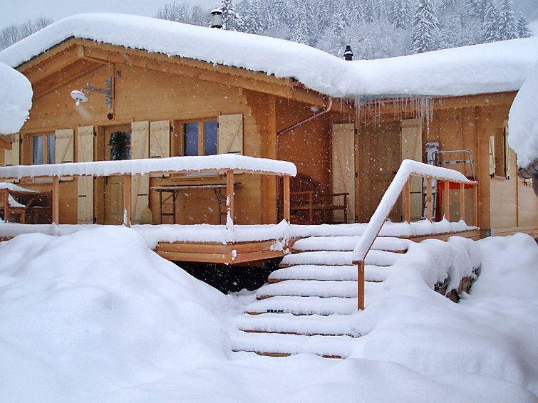 Semesterhus Berg-Camping Heiti for upp till 6 personer med 3 rum - Gsteig bei Gstaad