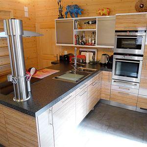 Feriehus Berg-Camping Heiti for opp til 6 personer med 3 rom - Gsteig bei Gstaad
