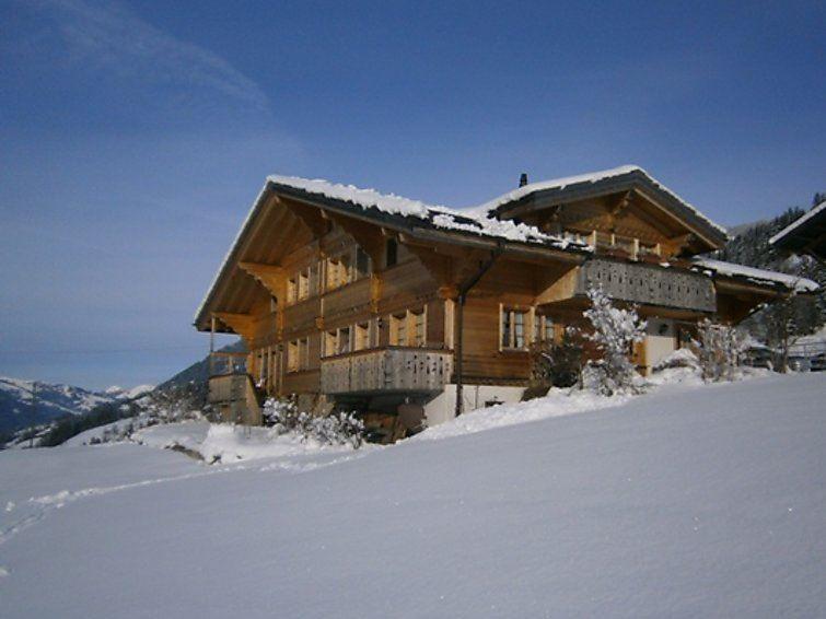 Lägenhet för upp till 4 personer med 2 rum på Annen - Gsteig bei Gstaad